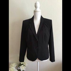 Tops - NWT 212 Black blazer Jacket 2 buttons size 12